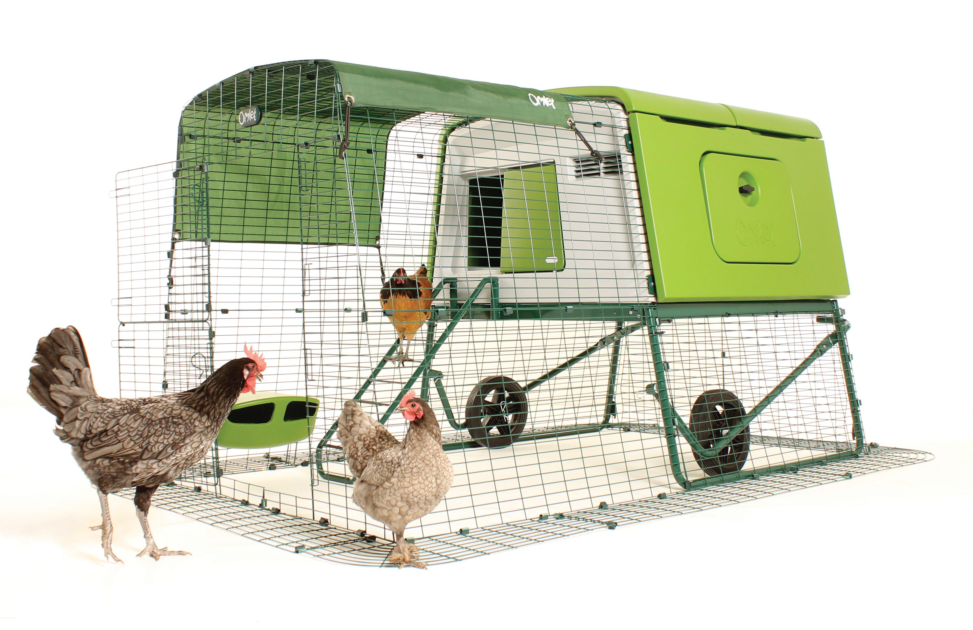 Omlet Chicken coop Giveaway