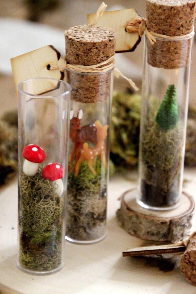miniature woodland gardens