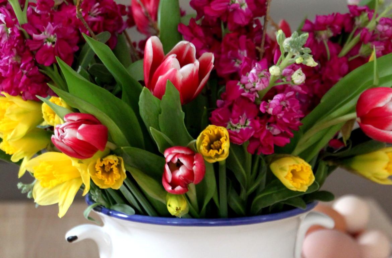 HGTV-springbouquet