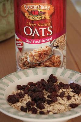chicken oatmeal