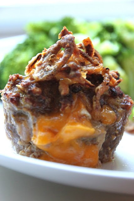 muffin tin meatloaf