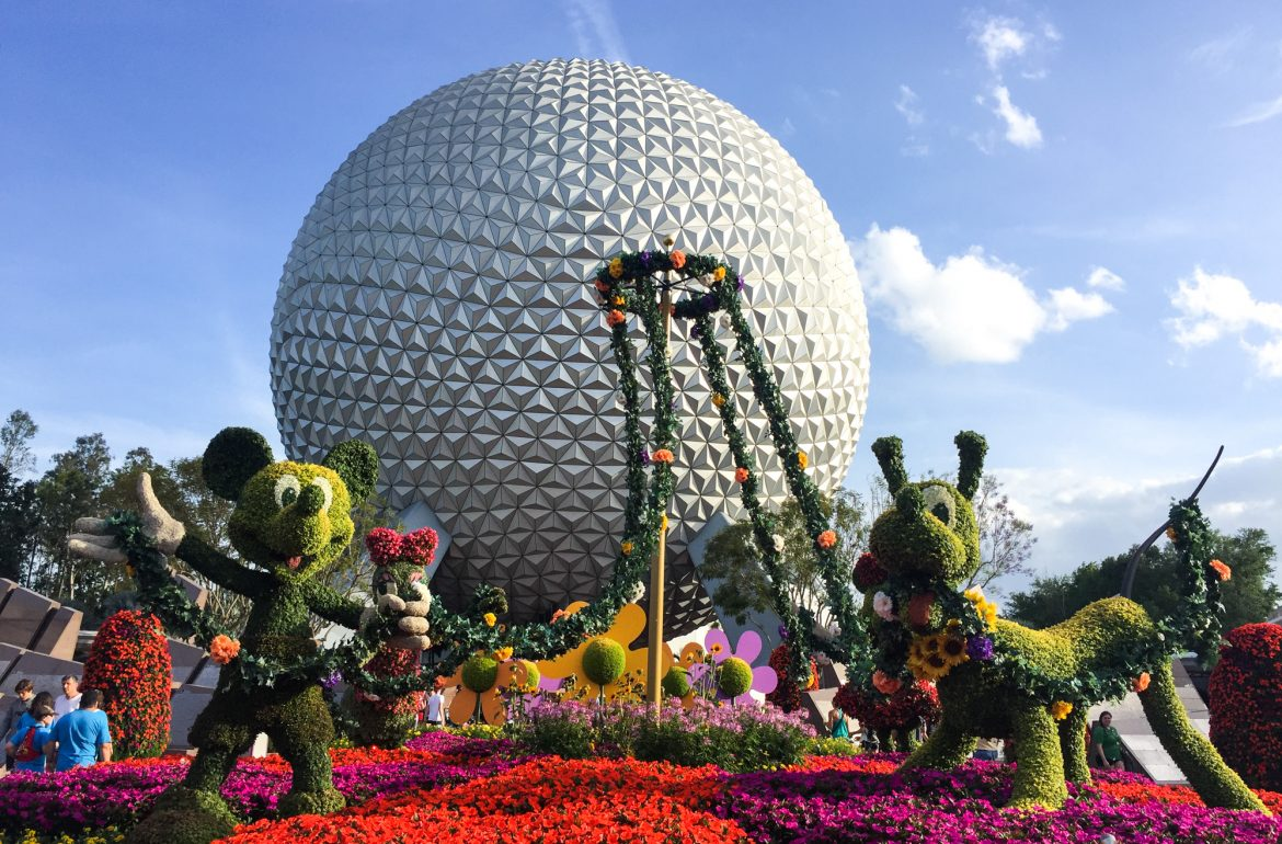 2017 epcot international flower and garden festival | tilly's nest