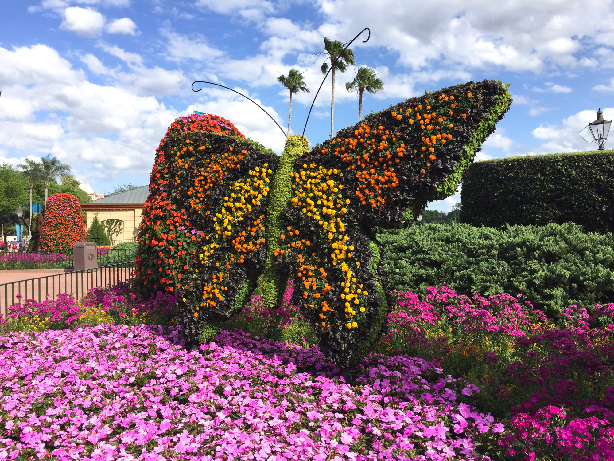 Epcot International Flower And Garden Festival Look At Merchandise For The 2016 Epcot Flower