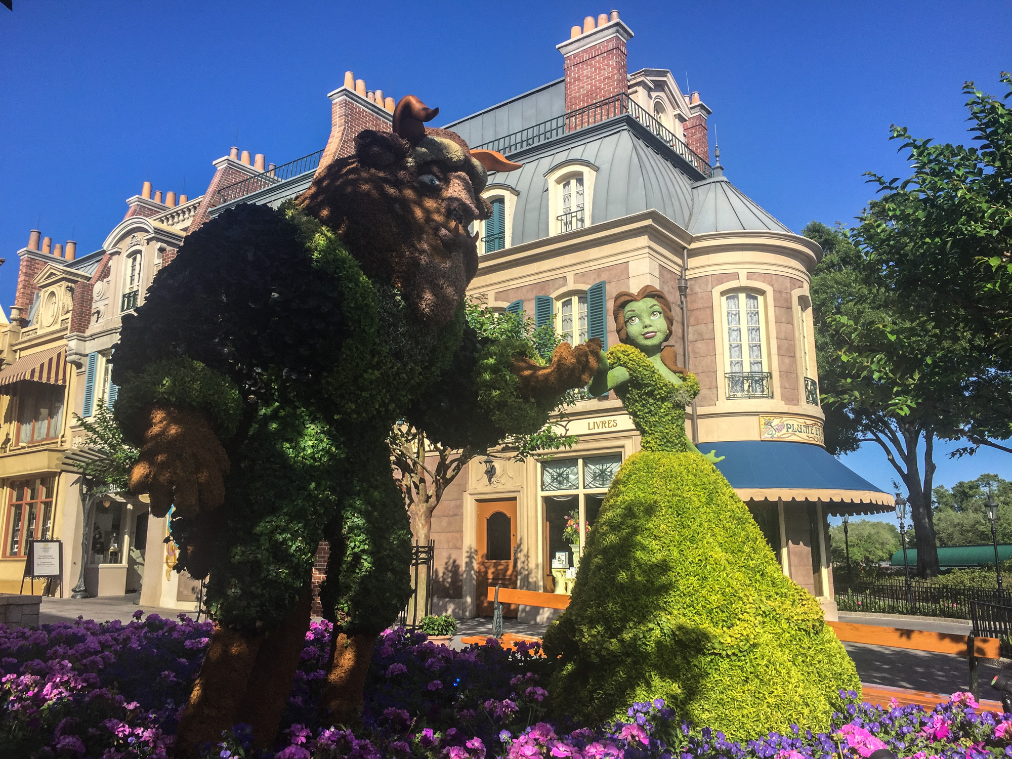 2017 Epcot International Flower And Garden Festival Tilly 39 S Nest
