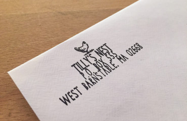 Original_Caughey-MelissaCaughey-address stamp moving chickens