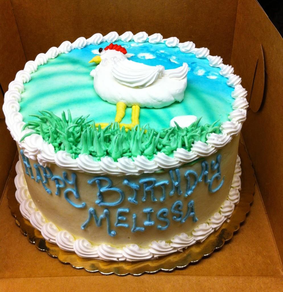 Awesome Chicken Birthday Cake Tillys Nest Birthday Cards Printable Inklcafe Filternl