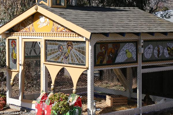 Tillys Nest- cathedral coop1