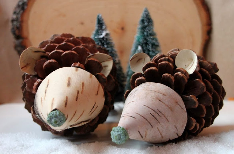 HGTV-MCaughey-pineconehedgehogs