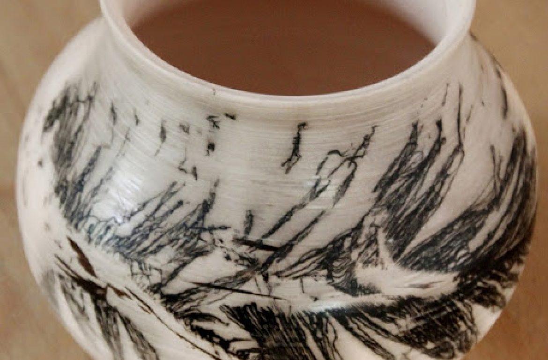 Tilly's Nest- Tilly's Raku potterywp
