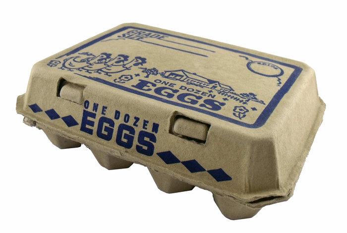 Vintage egg cartons -- eggcartons.com